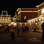 Christmas Train~ Dry Gulch USA