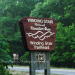 Ouachita National Forest ~Ouachita National Recreational Trail, OK