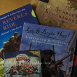 Revolutionary War books for kids