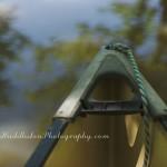Canoeing on Okmulgee Lake