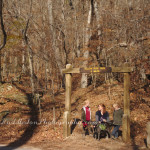 Thanksgiving at Devil's Den State Park ~Part 1
