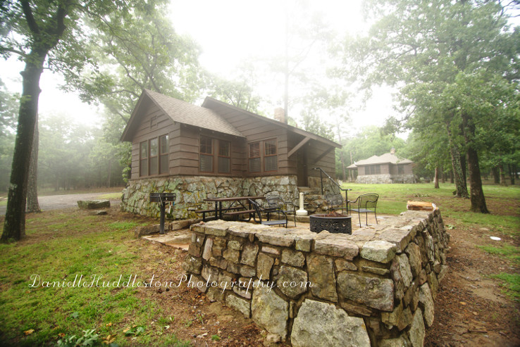 Mount nebo state park cabin danielle huddleston photography for Cabins near mount magazine