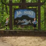 Day 1~Mount Nebo State Park, Dardanelle, AR