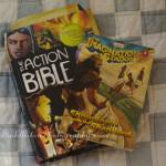 Samson, Eli, Samuel, David, Saul and Iron