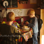 Graham Cracker Houses ~Christmas Moments