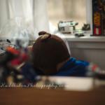 Last days as a 6yr old ~Ears