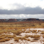 Gloss Mountains State Park in the Winter ~Fairview, OK