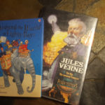 The Alamo, Dr. Livingstone, Africa, Jonny Appleseed, and Jules Verne